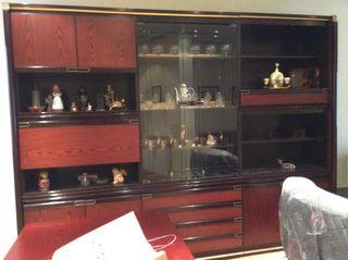 Mueble estantería de salón aparador librería