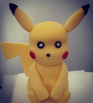 Cake Toppers y Tartas de Pikachu