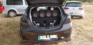 equipo musica car audio