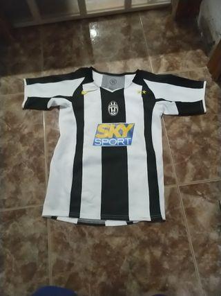 camiseta Nike Juventus talla 128-140