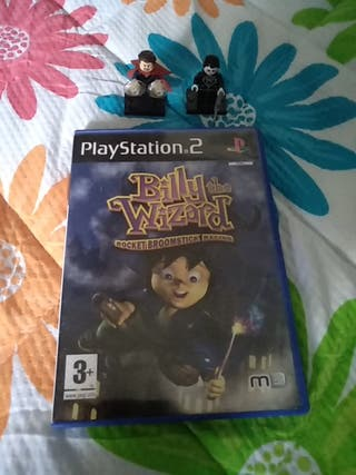 Billy The Wizard PS2