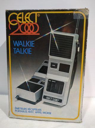 Walkie Talkies Celect 2000