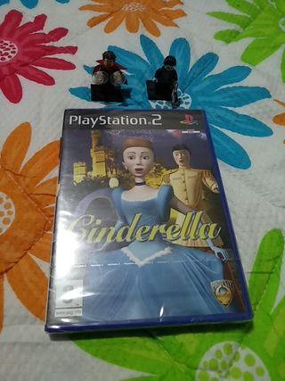 Cinderella PS2 Nuevo