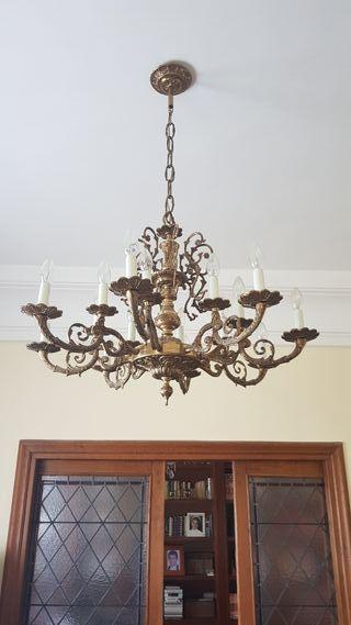 lampara salón