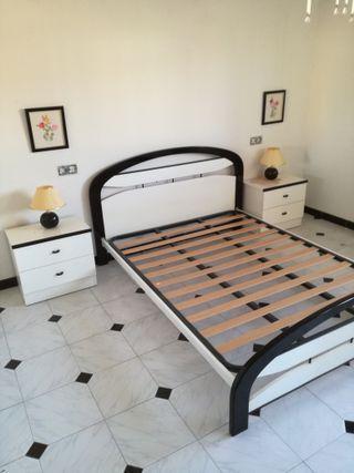 Dormitorio matrimonio 135cm