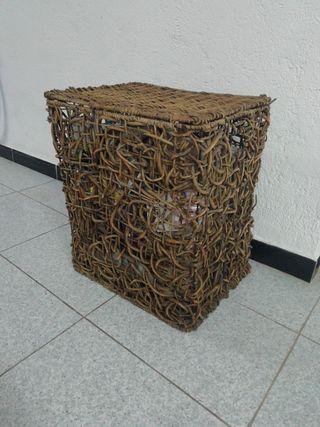 Cesto almacenaje o ropa