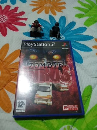 Zombie Virus PS2