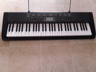 TECLADO/PIANO CASIO CTK 1250