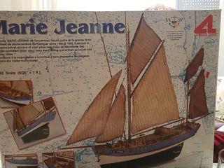 MARIE JEANNE maqueta barco atunero