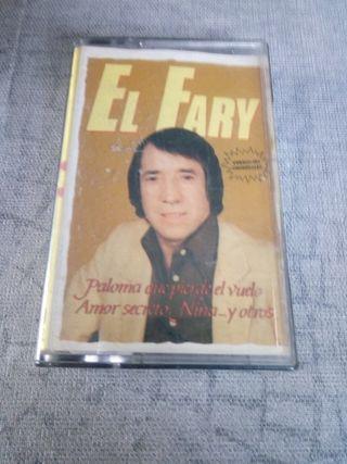 Cassette del Fary año 1976