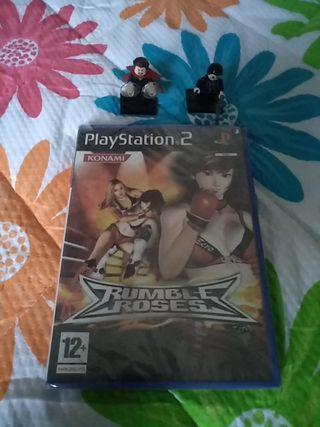 Rumble Roses PS2 Nuevo