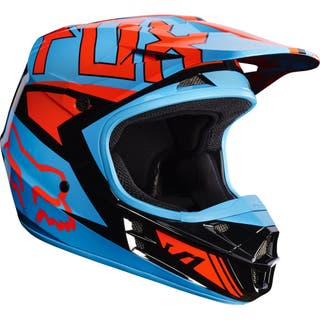 Casco Cross Fox V1 Falcon Ece