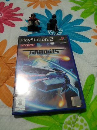 Gradius V PS2
