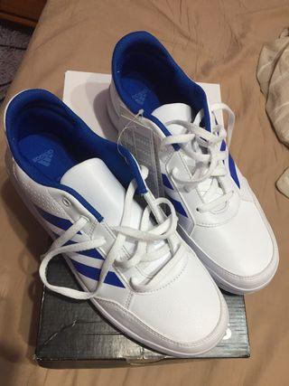 Zapatillas Adidas or talla 40 nuevos con etiqueta