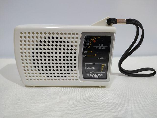 Radio Transistor Sanyo