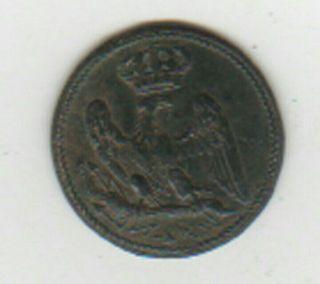 botón militar antiguo