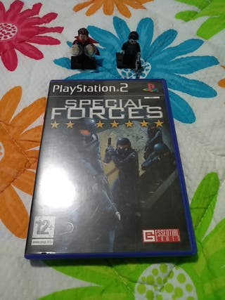 Special Forces PS2