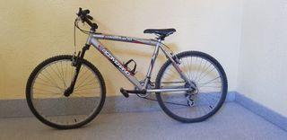 Bicicleta de montaña boomerang aluminiun