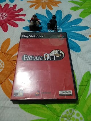 Freak Out PS2