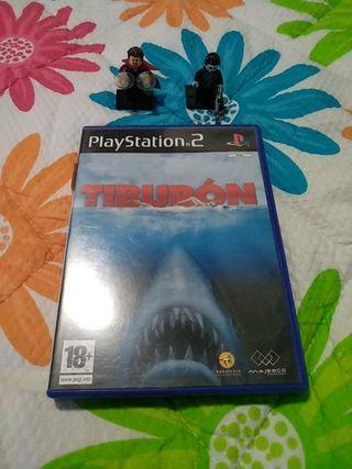 Tiburón PS2