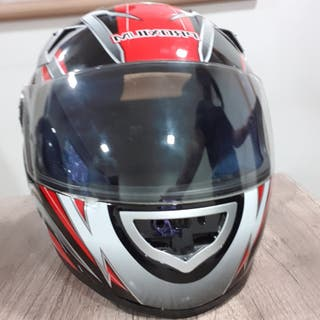 Casco de moto (Talla L)