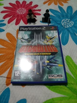 Gigawing Generations PS2