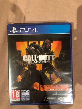 Black ops IIII pour PS4