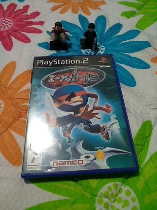 I-Ninja PS2