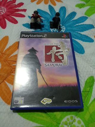 Way of the Samurai PS2