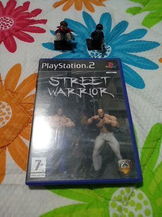 Street Warrior PS2