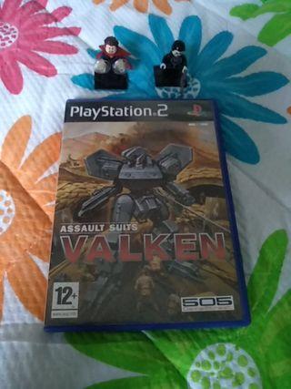 Valken PS2