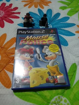 The Mouse Police PS2