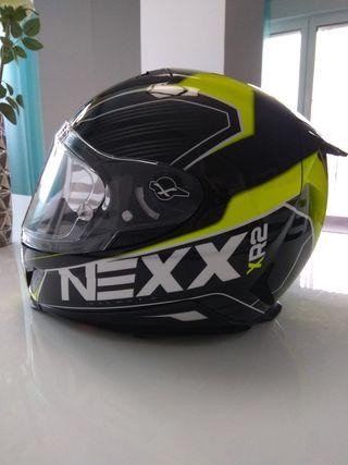 Casco Moto Nexx XR2 Torpedo