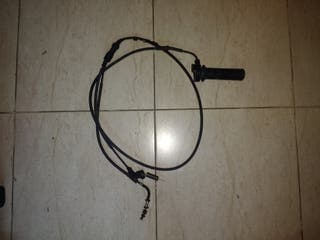 honda scoopy 50 cable gas completo.