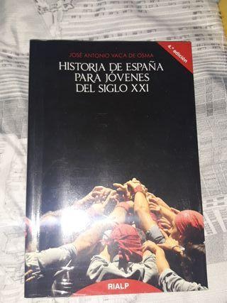 HOSTORIA DE ESPAÑA (RIALP)