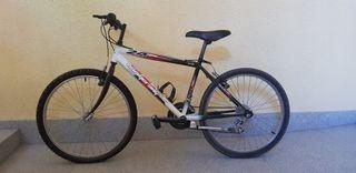 Bicicleta de montaña boomerang weekend