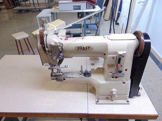 Máquina Coser Paff Triple Arrastre