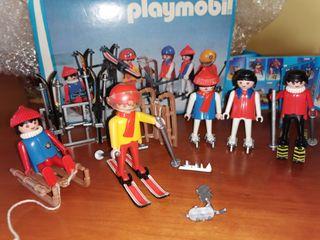 Antiguos playmobil