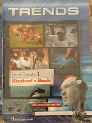 Libro de Inglés + Cuadernillo 1° bachillerato