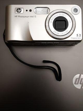 Cámara HP Photosmart M415 - 5.2 mgpixel