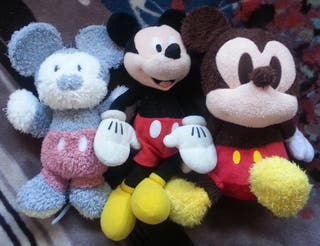 mickey mouse peluches disney