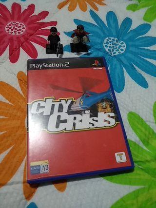 City Crisis PS2