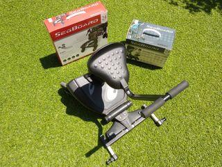 Patín para coche bebé/silla + asiento SEGBOARD-MS