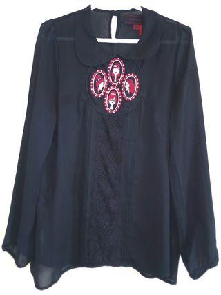 Blusa Rosalita Mcgee t. M
