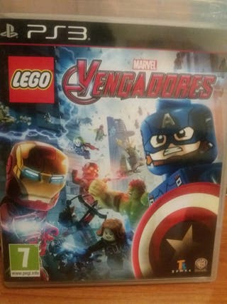 Juego PS3 Vengadores Lego