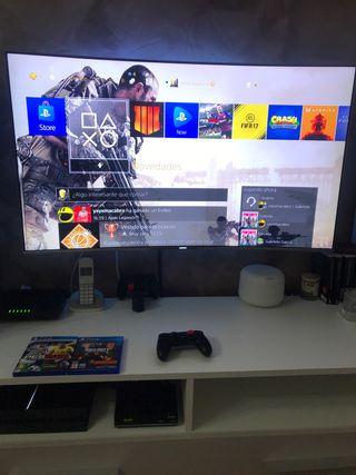 Vendo PS4 500GB