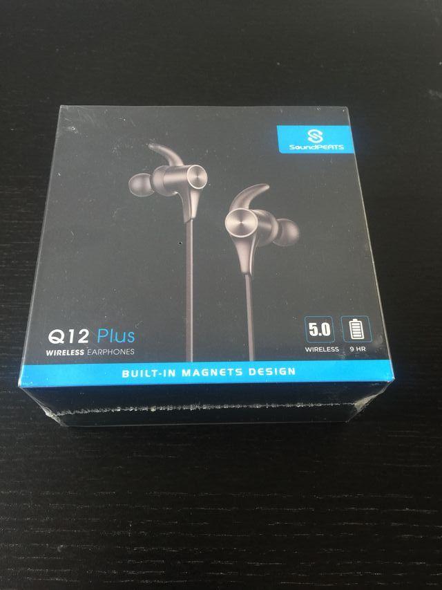 auriculares inalambricos soundpeats Q12 plus