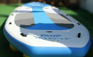 BIG SUP, TABLA PADDEL SURF GIGANTE PARA GRUPOS