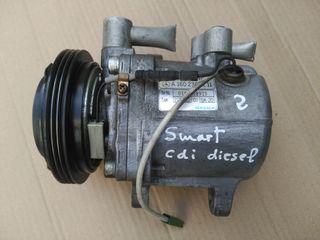 Smart cdi diesel compresor aire acondicionado