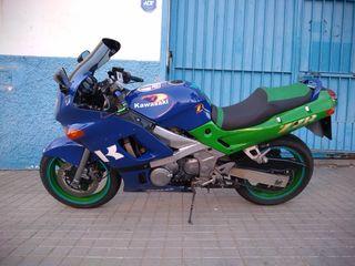 kawasaki zzr 600 110 cv